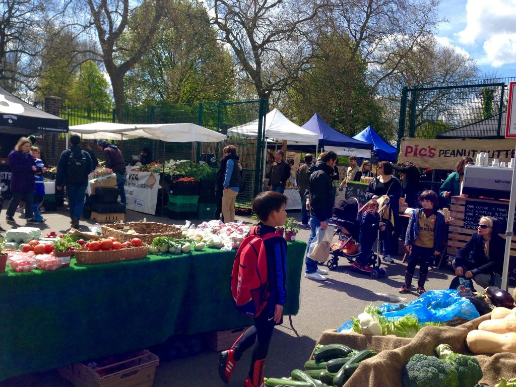 Swiss Cottage Farmers' Market
